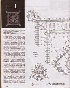 """Photo from album mailles la dentelle de Bruge"""" on Yandex. Japanese Crochet Patterns, Crochet Doily Patterns, Crochet Doilies, Crochet Lace, Bruges Lace, Lacemaking, Crochet Books, Album, Cool Websites"""