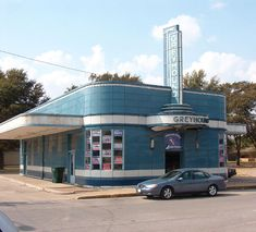 Art Deco Bus Station - Encyclopedia of Arkansas