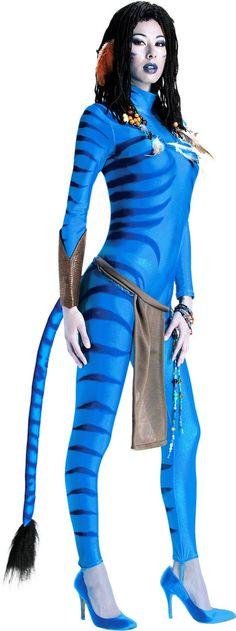 Adult Avatar Neytiri Costume - Party City