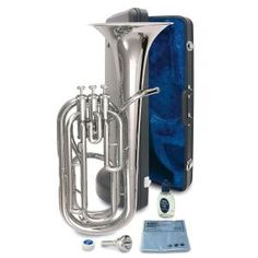 Musical Instruments & Gear Windcraft Wth-100s Silver Plated Tenor Horn Attractive And Durable