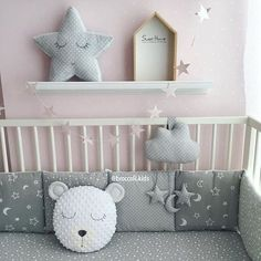 Discover more amazing kids' nurseries ideas with Circu Magical Furniture! Find the most amazing furniture for kid's bedrooms. Baby Pillows, Kids Pillows, Baby Design, Baby Bedroom, Kids Bedroom, Baby Decor, Nursery Decor, Diy Bebe, Baby Sewing Projects