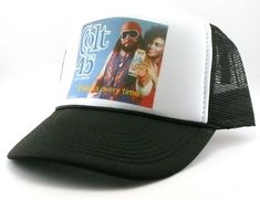 2dcd53edd22fc Colt 45 beer hat Macho Man Trucker hat mesh hat snapback hat new adjustable  pick color