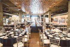 Mill City Museum Wedding Blush And Navy Minnesota Planner