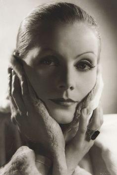 Greta Garbo, Mata Hari. Photo by Clarence Sinclair Bull, 1931.