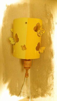 Régi lámpa felújítva
