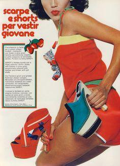 1977 | SANDY |  S. Elpidio A Mare | Ascoli Piceno |  Source: Ars Sutoria # 122 | December 1977