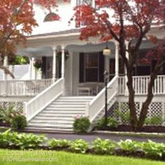 In Bar Harbor, Maine Moseley Cottage Bed and Breakfast Inn has welcomed visitors for many years. Built in 1884 this charming Victorian bed and breakfast inn offers a private haven and is nestled on a quiet side street off the beaten path in a lovely setting.