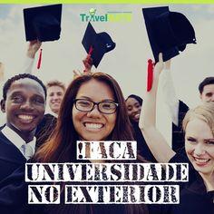 Faça universidade no exterior! Entre em contato para maus informações: http://www.travelmate.com.br #universidade #estudenoexterior #trip #study #pós #graduação #mytravelmate ate