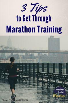 3 Tips to Get Through Marathon Training