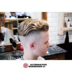 Massive respect for @our_hearts_alive for finally becoming a junior barber worked hard today! Good things to come.#trainee #apprentice #trim #wahl #andis #barber #barbering #traditionalbarbering #barbergrind #barberlife #taper #tapergang #mensfashion #menshair #hairdressing #haircut #rockabilly #MHfed #fade #skinfade #ukhc #ukbarber #malegrooming #pomp  #fashion #barbershop #stalbans @colinxcooper @joeylovette @iamjakehughes @taylormurphy1 @jackharperr @thatgeorgiaherbert