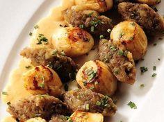 """Değişik ve Lezzetli Bir Öneri """"Tarhunlu Deniz Tarağı"""" Tarifi... #tarragon and bay scallop recipes #food #cooking #receipt #fish #denztaragi #denizurunu #balik #light #hafif #tarhun #yemek tarifi #lacucinaitaliana #lciturkiye #la cucina italiana #yemek tarifi #italyan yemegi #italyan mutfagi"""