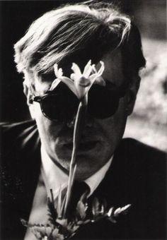 Andy Warhol by Dennis Hopper
