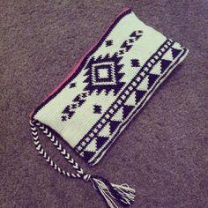 tapestry crochet purse wayuu inspire: