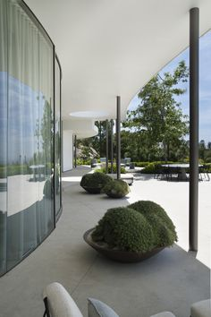 Gallery of Trousdale Estates Contemporary Home / Dennis Gibbens Architects - 14