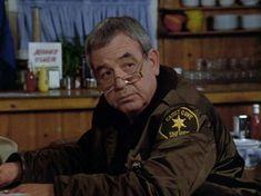 Murder She Wrote - Amos Tupper, Sheriff in the earlier seasons.