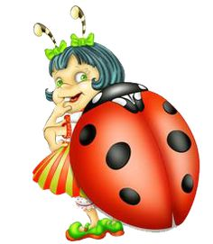 "Photo from album ""Божьи коровки / Sunny_bags"" on Yandex. Ladybug Picnic, Clipart, Digital Image, Coloring Pages, Animation, Ladybugs, Yandex Disk, Crocheting, Decoupage"