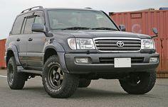 . Toyota Suvs, Toyota Lc, Toyota Hilux, 100 Series Landcruiser, Landcruiser 100, My Dream Car, Dream Cars, Carros Toyota, Toyota Land Cruiser 100