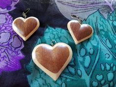 My home is Czech Republik. Wood is my Love :D.  These wooden jewelry are handmade.