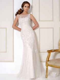 Get The Perfect Hourglass Figure With These Chic Gowns From Benjamin Roberts 2015