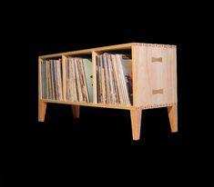 Standard Horizontal Record Album Storage Unit