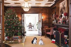 The Glam Pad: Christmas at The Well Appointed House