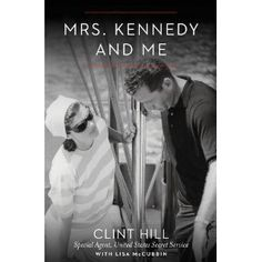 This book has to be amazing...the story told of Mrs. Kennedy through the eyes of her secret service agent. From lavish lifestyles to the assassination.