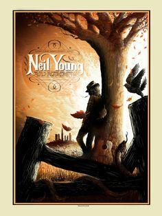 Avett Brothers Rochester Hills Zeb Love Poster World Premiere & Neil Young Release Details