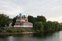 Russia, Volga river cruise
