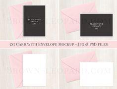 5x7 Card & Envelope