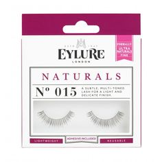 Eylure Naturals # 015 False Eyelashes