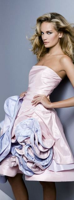 Rose Quartz Serenity, Great Glam, Foto Real, Pretty Pastel, Colorful Fashion, Pastel Fashion, Pantone Color, Pink Blue, Magenta