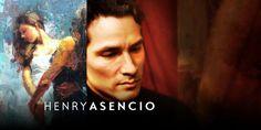 Artist: Henry Asencio on Vimeo--  He is amazing!  I love his work.