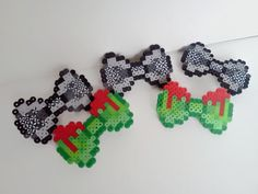 Hey, I found this really awesome Etsy listing at https://www.etsy.com/listing/200747859/halloween-pixel-hair-barrette