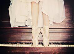 Senior ballerina