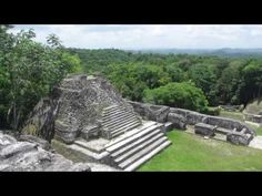 Travel for Kids | Caracol Maya Ruins Belize - YouTube