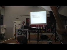 Jens Tuider: Animal Rights Arguments workshop at IARC 2013 Luxembourg - YouTube