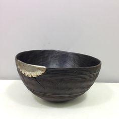 Tuareg wooden bowls handmade African.