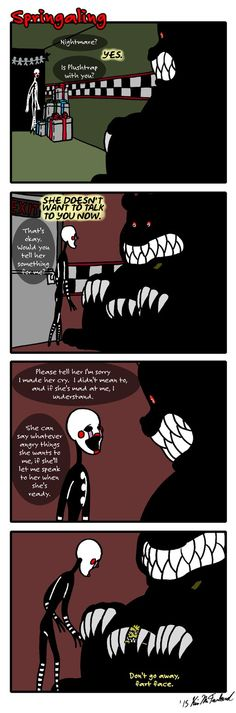 Springaling 83: Glutton for Punishment by Negaduck9.deviantart.com on @DeviantArt