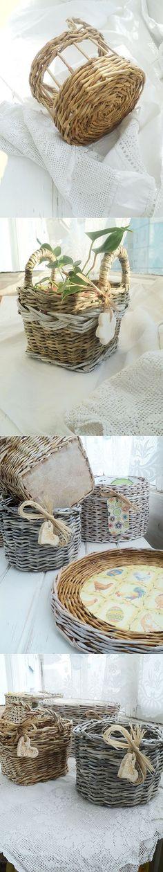 Ileish Anna: Мое плетение из газет | Плетение из газет | Постила