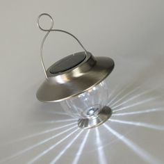 Set of 2 Outdoor Lamp Karz LED Solar