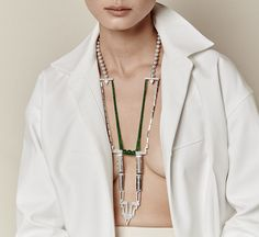 Nikos Koulis is a Greek designer with a sharp outlook and an authentic passion for jewels.