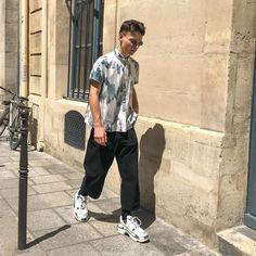 575 Likes, 42 Comments - 𝓕𝓪𝓼𝓱𝓲𝓸𝓷 Boy Fashion, Mens Fashion, Fashion Outfits, Fashion Ideas, Modelos Fashion, Street Wear, Men Street, Boys Style, Style Men