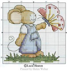 Butterfly Cross Stitch, Beaded Cross Stitch, Cross Stitch Embroidery, Embroidery Patterns, Cross Stitch Cards, Cross Stitch Animals, Cross Stitching, Christmas Journal, Christmas Cross