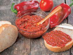 Papriková pasta Grapefruit, Pesto, Salads, Korn, Barbecue, Homemade, Canning, Vegetables, Syrup