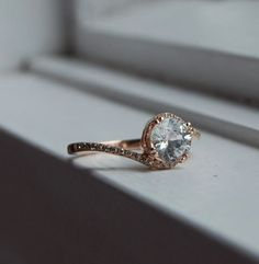simplicity meets vintage - - wish my future husband out there would get me THIS ring