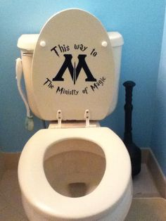 Haha.....coming to a toilet near you