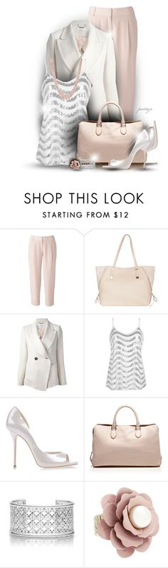 """Work It"" by rockreborn ❤ liked on Polyvore featuring Jennifer Lopez, Chloé, BKE, Casadei, Rochas, Tory Burch, Lipsy and Tiffany & Co."