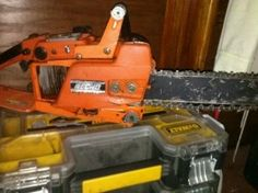 #Sacramento CA Merchandise / #Echo #chainsaw - Geebo - starts up and runs