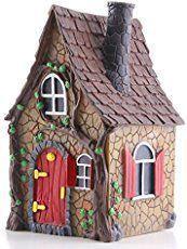 Turn an ordinary $1.00 wooden birdhouse into an adorable fairy house. Nestle your fairy house in a moss covered outdoor fairy garden! #fairygarden #mossgarden