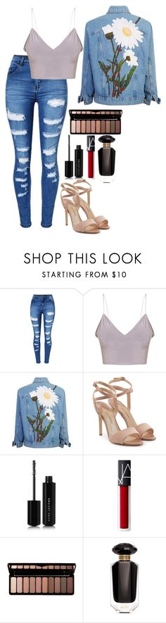 """""""Untitled #204"""" by rowanstella-1 on Polyvore featuring Paul Andrew, Marc Jacobs, e.l.f. and Victoria's Secret"""